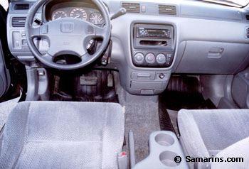 hondacr-v, 1997 года