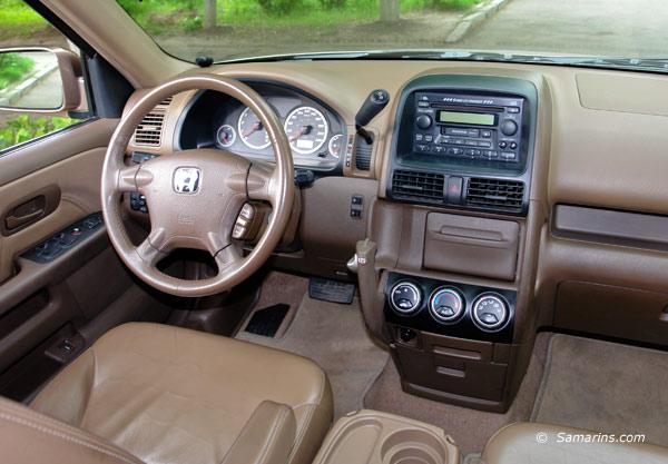 инструкция Honda Cr V 2005 - фото 7