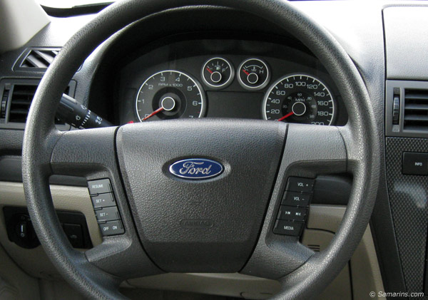 обзоры ford fusion