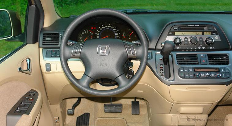 2007 Honda Odyssey ИСКЛЮЧАЯ