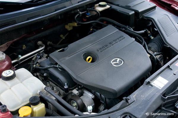 mazda 3 все версии двигателей